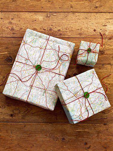 Envoltorios originales para regalos - Papel de regalo original ...
