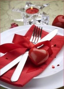 Cena San Valentín