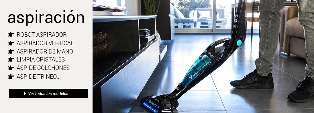 ROBOT ASPIRADORES