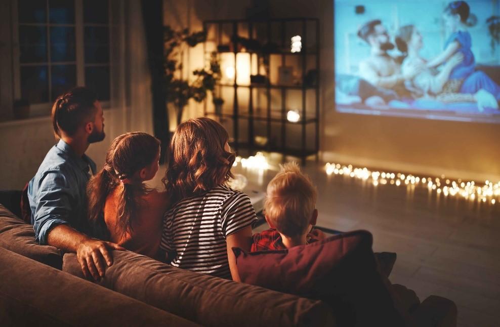 pantallas y proyectores ofertas
